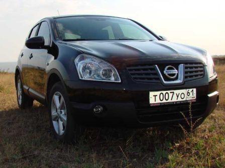 Nissan Qashqai 2007 - отзыв владельца