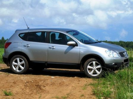 Ниссан Кашкай технические характеристики. Nissan Qashqai ...