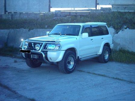 Nissan Safari 1998 - ����� ���������