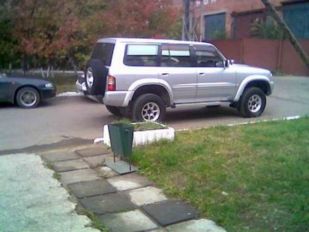 Nissan Safari 1999 - ����� ���������