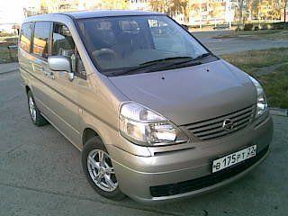 Nissan Serena 2002 - отзыв владельца