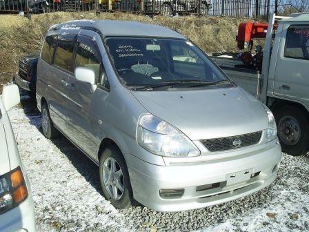 Nissan Serena 2001 - отзыв владельца