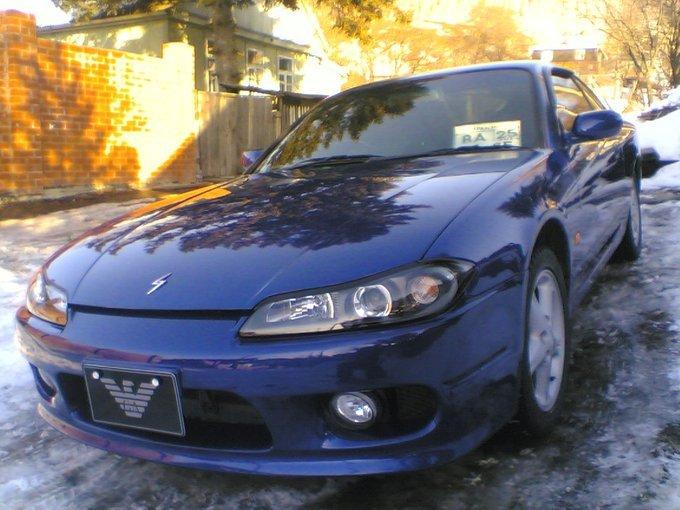 Nissan Silvia.