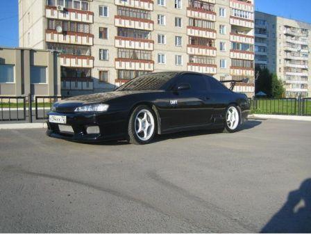 Nissan Silvia 1998 - отзыв владельца