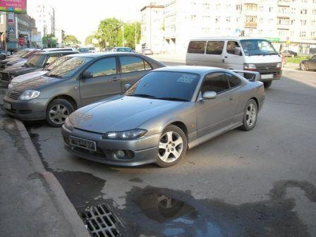 Nissan Silvia 1999 - отзыв владельца
