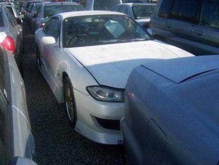 Nissan Silvia 2001 - отзыв владельца