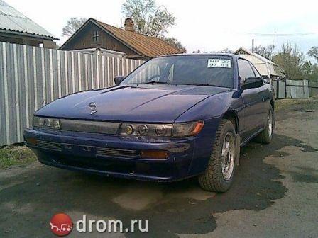 Nissan Silvia 1990 - ����� ���������