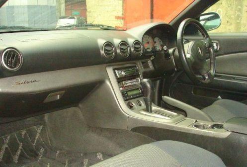 Nissan Silvia 2001 - ����� ���������
