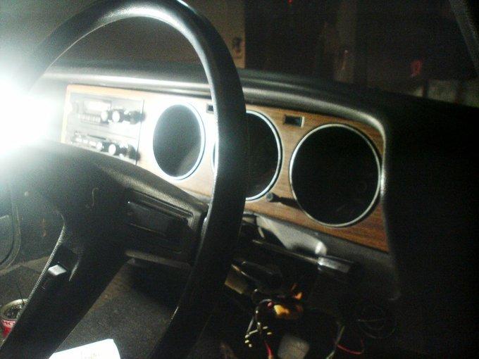 Nissan Skyline.