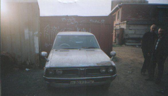 Nissan Skyline 1973 - ����� ���������