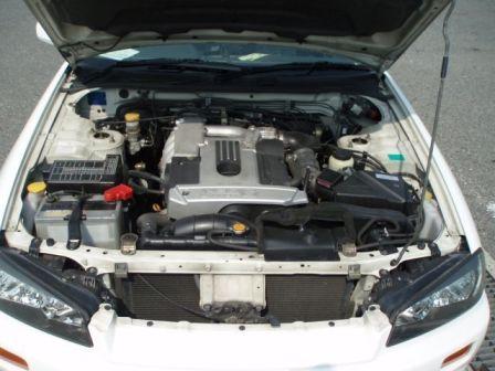 Nissan Skyline 2000 - отзыв владельца