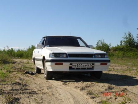 Nissan Skyline 1989 - отзыв владельца