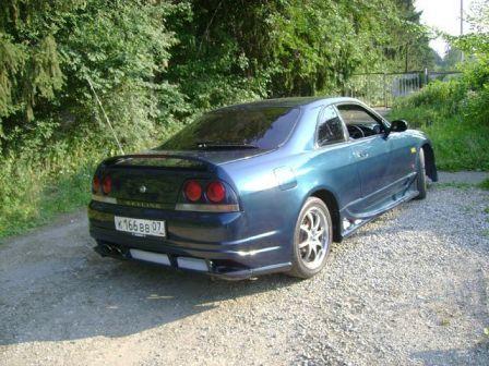 Nissan Skyline 1994 - отзыв владельца