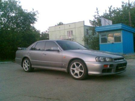 Nissan Skyline 1998 - отзыв владельца