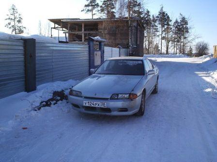 Nissan Skyline 1990 - отзыв владельца