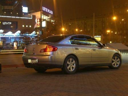 Nissan Skyline 2001 - ����� ���������