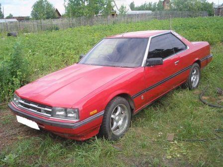 Nissan Skyline 1983 - отзыв владельца