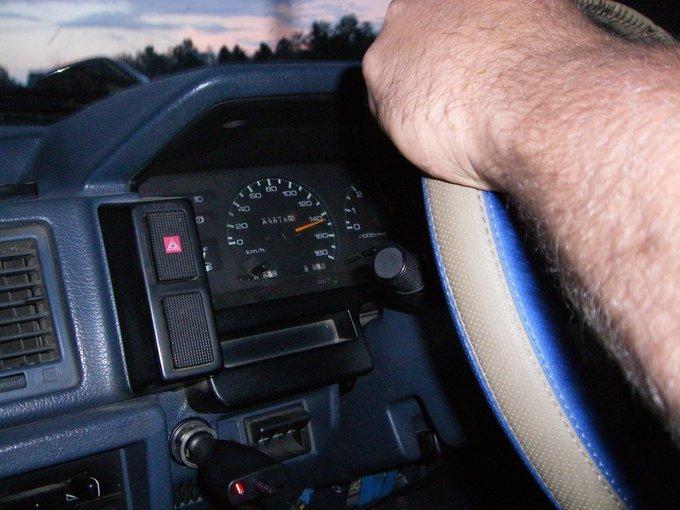 Nissan Stanza.
