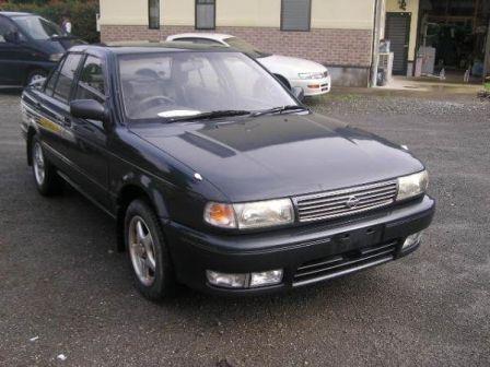 Nissan Sunny 1991 - отзыв владельца