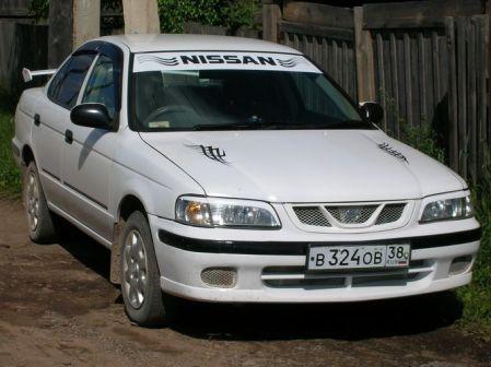 Nissan Sunny 2000 - ����� ���������