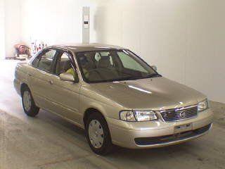 Nissan Sunny 2003 - отзыв владельца