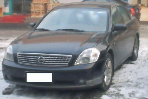 Nissan Teana 2005 - отзыв владельца
