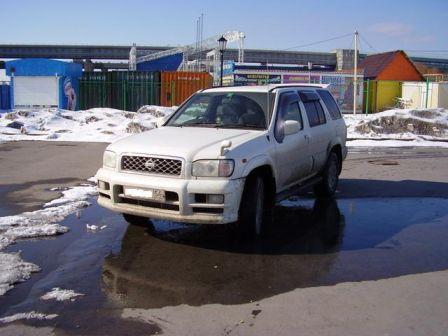 Nissan Terrano 1999 - ����� ���������
