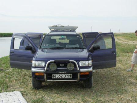 Nissan Terrano 1996 - ����� ���������