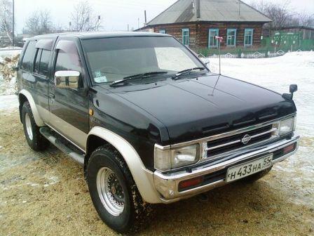 Nissan Terrano 1993 - ����� ���������