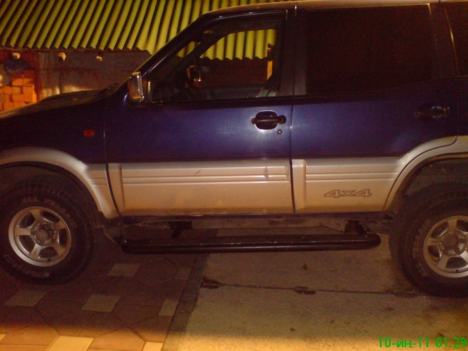 Nissan Terrano II.