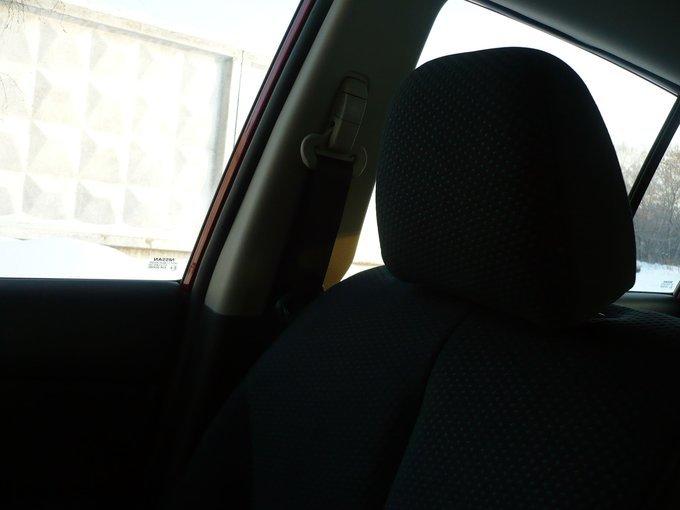 Nissan Tiida.