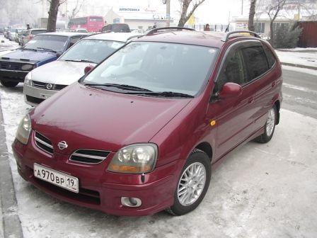 Nissan Tino 1999 - ����� ���������