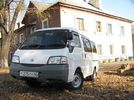 Nissan Vanette 2002 - ����� ���������