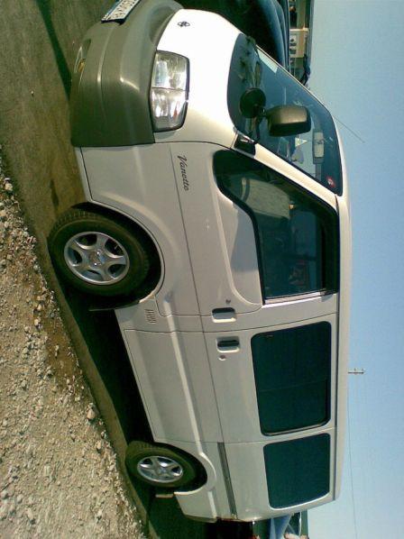Nissan Vanette 2002 - отзыв владельца