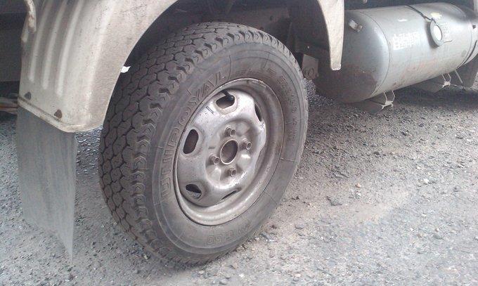 Nissan Vanette Truck.