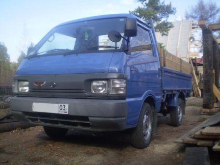 Nissan Vanette Truck 1998 - отзыв владельца
