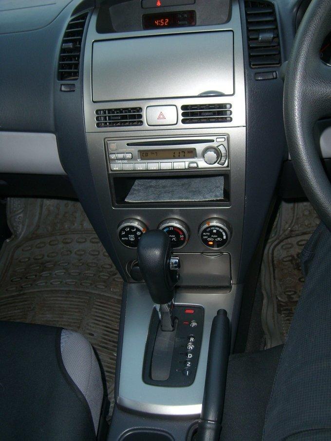 Nissan Wingroad.