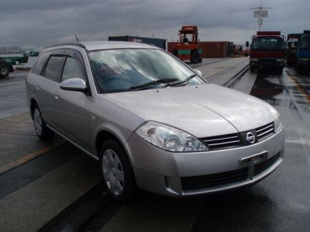 Nissan Wingroad 2002 - ����� ���������