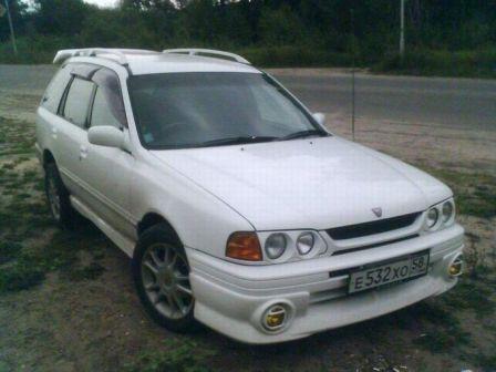 Nissan Wingroad 1997 - ����� ���������