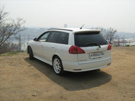Nissan Wingroad 2002 - отзыв владельца