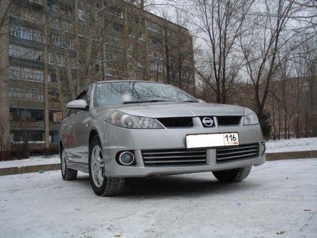 Nissan Wingroad 2003 - ����� ���������