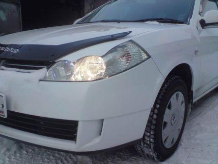 Nissan Wingroad 2001 - отзыв владельца