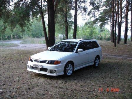Nissan Wingroad 2000 - отзыв владельца