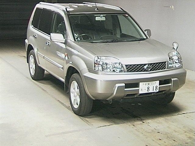nissan x trail отзывы 2002 года