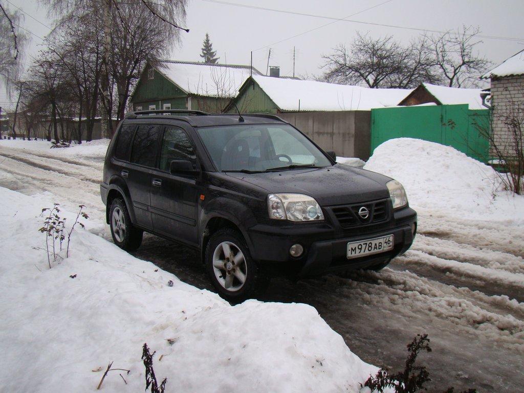 nissan x-trail, 2002 2.2 дизель отзывы