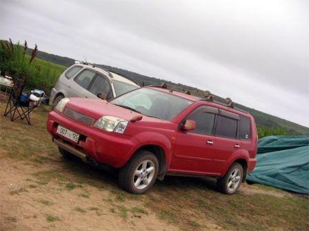 Nissan X-Trail 2002 - ����� ���������