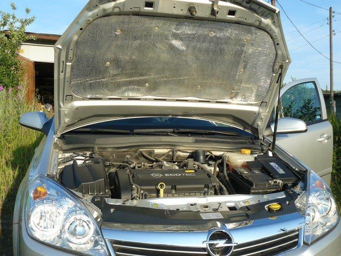 Opel Astra.