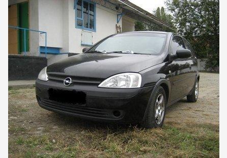 Opel Corsa 2001 ����� ���������