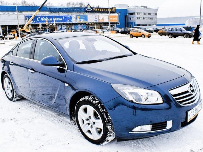 Opel Insignia.