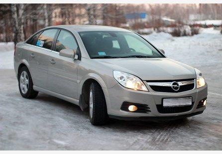 Opel Vectra 2007 отзыв